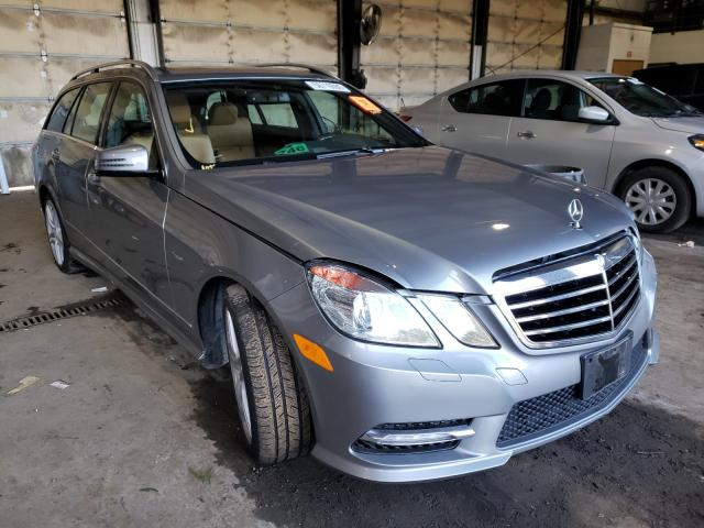 Salvage cars for sale from Copart Portland, OR: 2012 Mercedes-Benz E 350 4matic