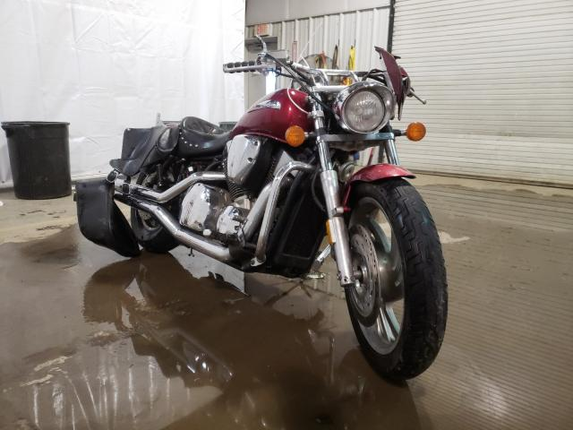 Salvage cars for sale from Copart Central Square, NY: 2004 Honda VTX1300 C