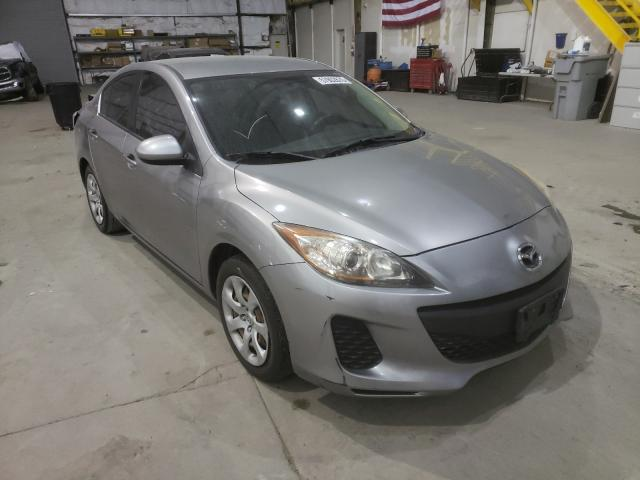 Salvage cars for sale from Copart Reno, NV: 2012 Mazda 3 I
