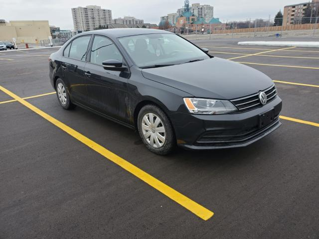 Volkswagen salvage cars for sale: 2015 Volkswagen Jetta Base
