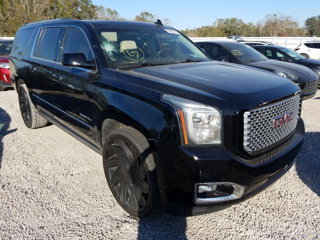 Salvage cars for sale from Copart Eight Mile, AL: 2015 GMC Yukon XL D