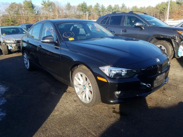 BMW 320 I Xdrive salvage cars for sale: 2015 BMW 320 I Xdrive