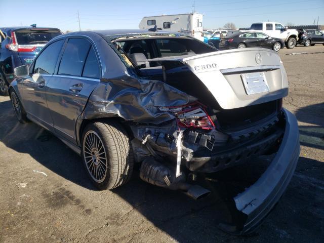купить 2012 Mercedes-Benz C 300 4Mat 3.0L WDDGF8BB8CA624417