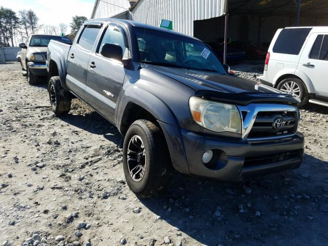 Salvage cars for sale at Cartersville, GA auction: 2010 Toyota Tacoma