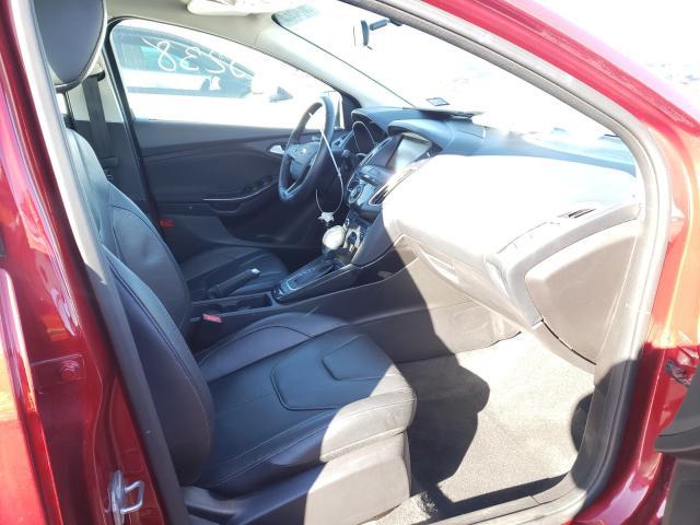 пригнать из сша 2015 Ford Focus Tita 2.0L 1FADP3J25FL347948
