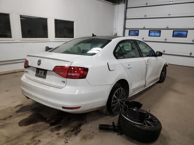 цена в сша 2015 Volkswagen Jetta Se 1.8L 3VWD17AJ6FM406513