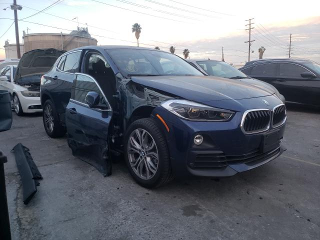 Salvage cars for sale from Copart Wilmington, CA: 2020 BMW X2 SDRIVE2