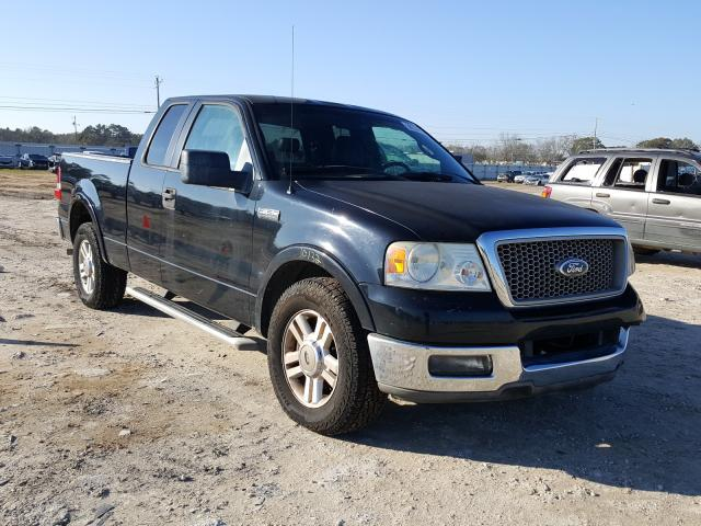 Salvage cars for sale from Copart Newton, AL: 2005 Ford F150