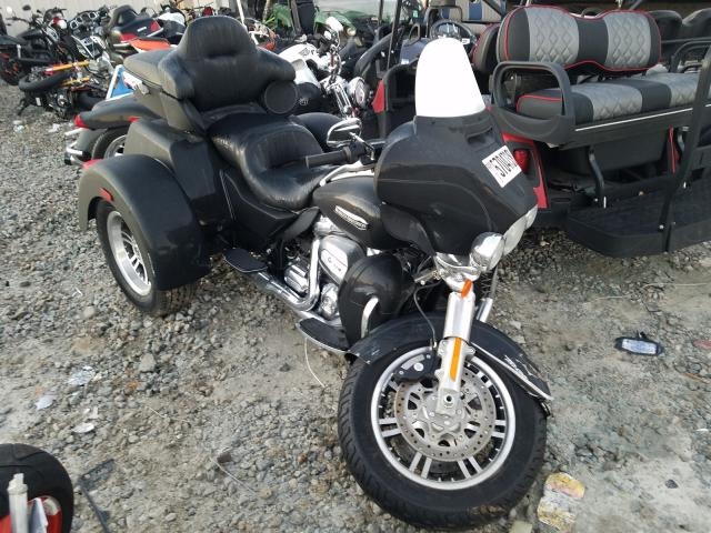 Salvage cars for sale from Copart Ellenwood, GA: 2020 Harley-Davidson Flhtcutg