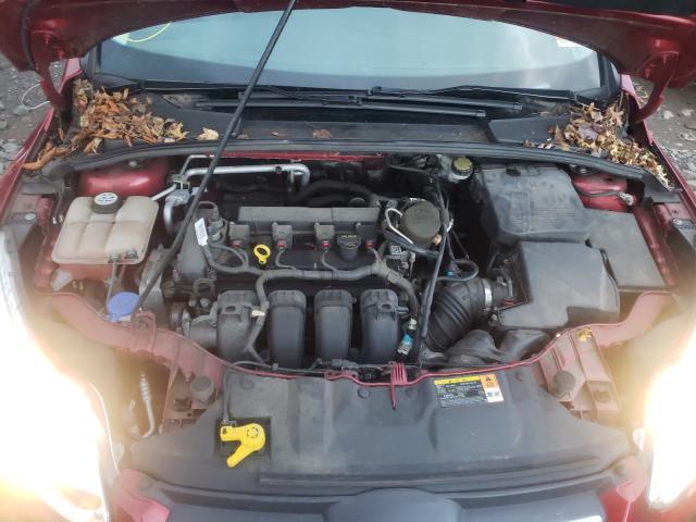 1FADP3K24DL317206 2013 Ford Focus Se 2.0L