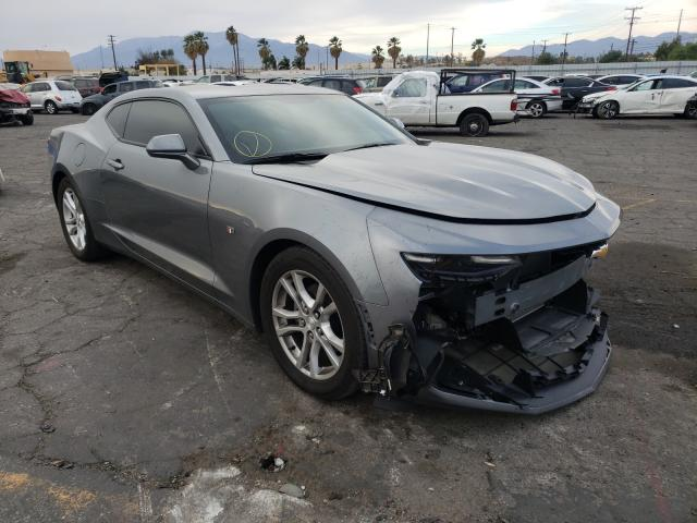 Salvage cars for sale from Copart Colton, CA: 2020 Chevrolet Camaro LS