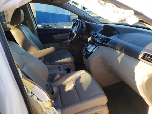 пригнать из сша 2014 Honda Odyssey Ex 3.5L 5FNRL5H64EB098429
