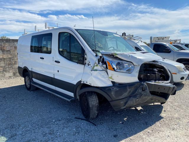 Salvage cars for sale from Copart Homestead, FL: 2018 Ford Transit T