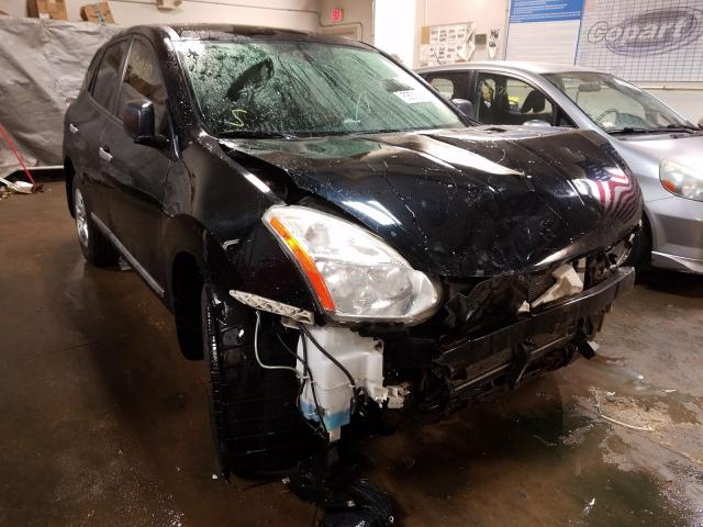 JN8AS5MV3BW257823 2011 Nissan Rogue S 2.5L