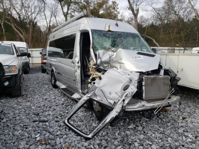 Mercedes-Benz Sprinter salvage cars for sale: 2016 Mercedes-Benz Sprinter
