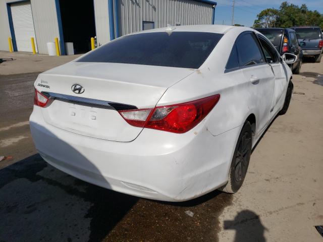 цена в сша 2013 Hyundai Sonata Gls 2.4L 5NPEB4AC7DH700462