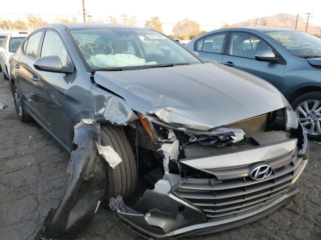 Salvage cars for sale from Copart Colton, CA: 2019 Hyundai Elantra SE