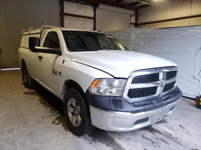 Salvage cars for sale from Copart Hurricane, WV: 2018 Dodge RAM 1500 ST