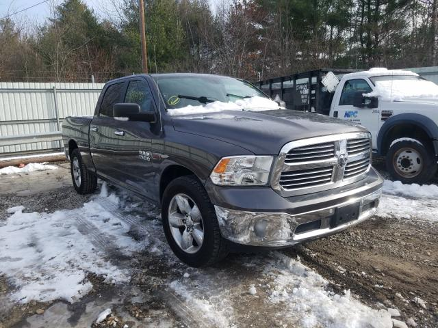 Salvage cars for sale from Copart North Billerica, MA: 2015 Dodge RAM 1500 SLT