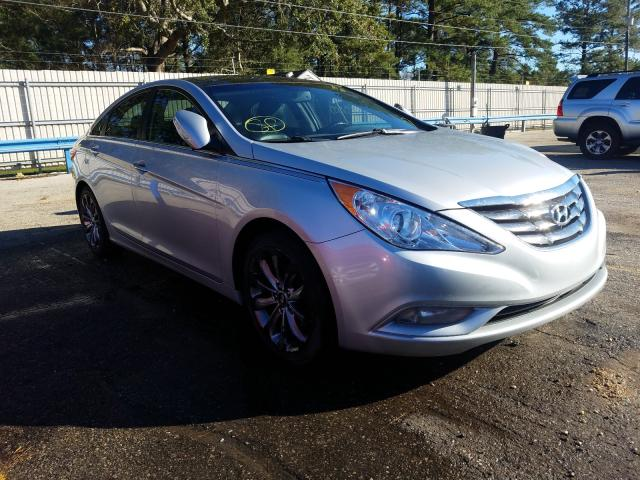 Vehiculos salvage en venta de Copart Eight Mile, AL: 2012 Hyundai Sonata SE