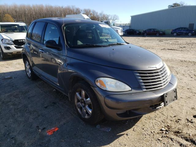 Chrysler PT Cruiser salvage cars for sale: 2004 Chrysler PT Cruiser