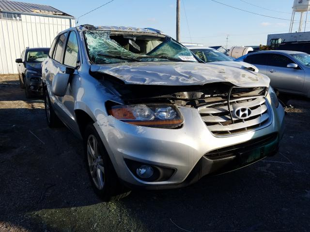 Hyundai Santa FE salvage cars for sale: 2011 Hyundai Santa FE