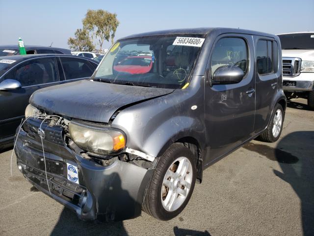 2010 Nissan CUBE | Vin: JN8AZ2KR1AT157431
