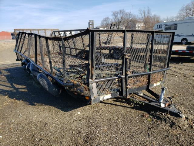 Salvage cars for sale from Copart Chambersburg, PA: 2018 Big Tex Trailer