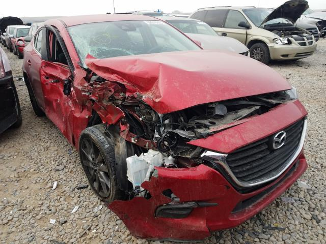 Salvage cars for sale from Copart Magna, UT: 2018 Mazda  3
