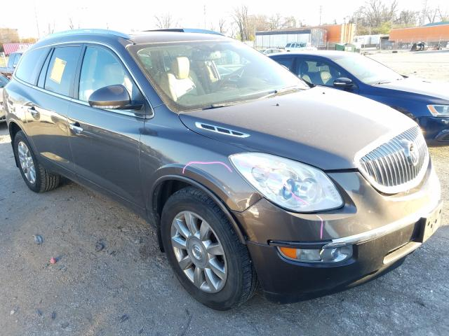 Salvage cars for sale from Copart Bridgeton, MO: 2011 Buick Enclave CX