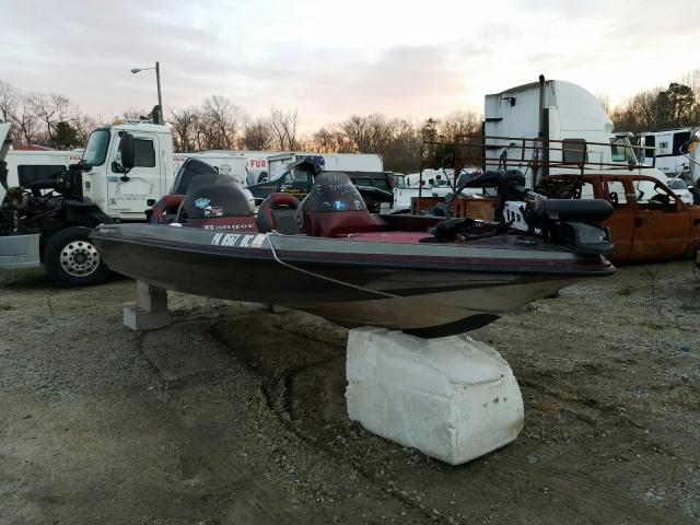 Land Rover Boat salvage cars for sale: 2003 Land Rover Boat