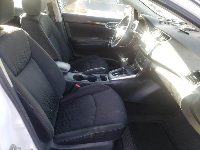 пригнать из сша 2019 Nissan Sentra S 1.8L 3N1AB7AP2KL605195