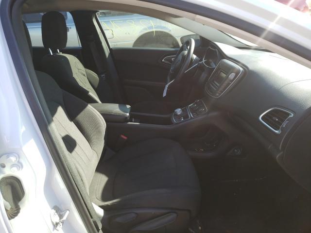 пригнать из сша 2015 Chrysler 200 Limite 2.4L 1C3CCCAB8FN579504