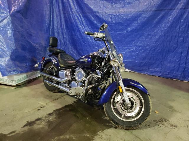 Salvage cars for sale from Copart Finksburg, MD: 2005 Yamaha XVS1100 A