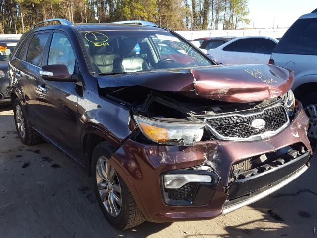 2011 KIA Sorento SX for sale in Knightdale, NC