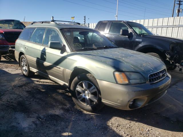 Subaru Legacy salvage cars for sale: 2004 Subaru Legacy