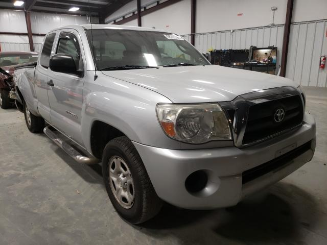 Salvage cars for sale from Copart Spartanburg, SC: 2006 Toyota Tacoma ACC