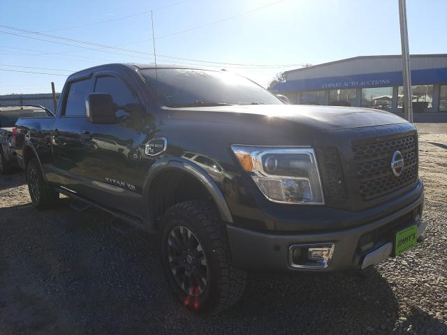 2016 Nissan Titan XD S for sale in Conway, AR