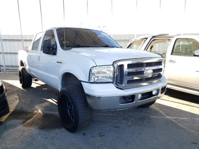 Salvage cars for sale from Copart Martinez, CA: 2005 Ford F250 Super
