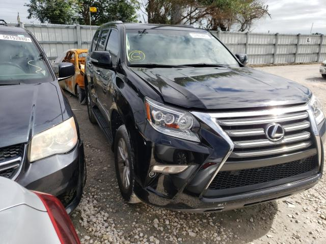 Salvage cars for sale from Copart Homestead, FL: 2018 Lexus GX 460