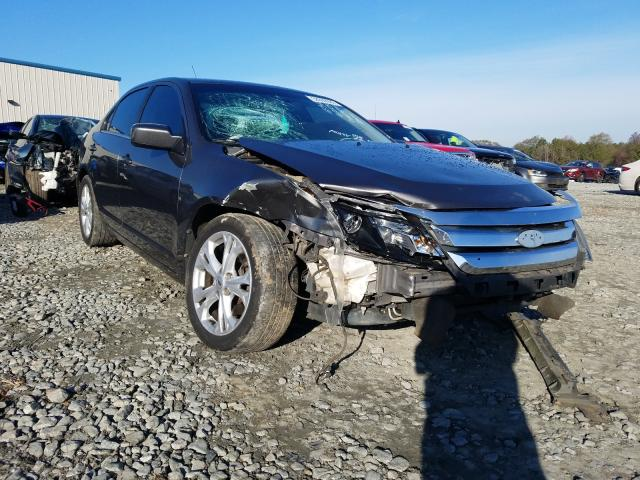 Salvage cars for sale from Copart Byron, GA: 2012 Ford Fusion SE
