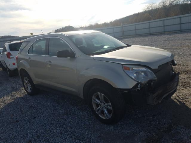 Salvage cars for sale from Copart Prairie Grove, AR: 2013 Chevrolet Equinox LS