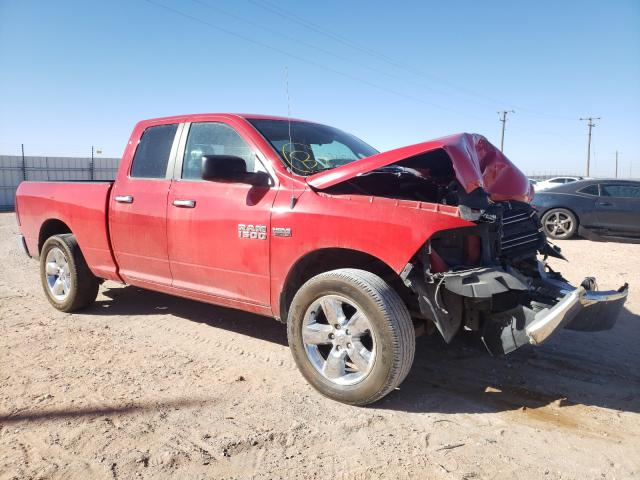 Salvage cars for sale from Copart Andrews, TX: 2016 Dodge RAM 1500 SLT