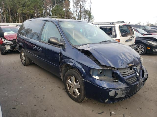 Dodge Caravan salvage cars for sale: 2005 Dodge Caravan
