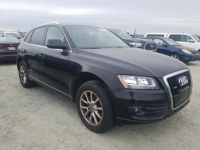 Salvage cars for sale from Copart Antelope, CA: 2010 Audi Q5