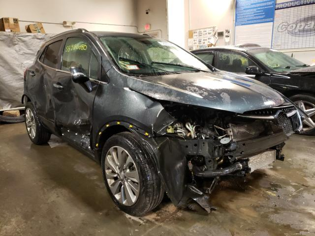 Buick Encore salvage cars for sale: 2018 Buick Encore