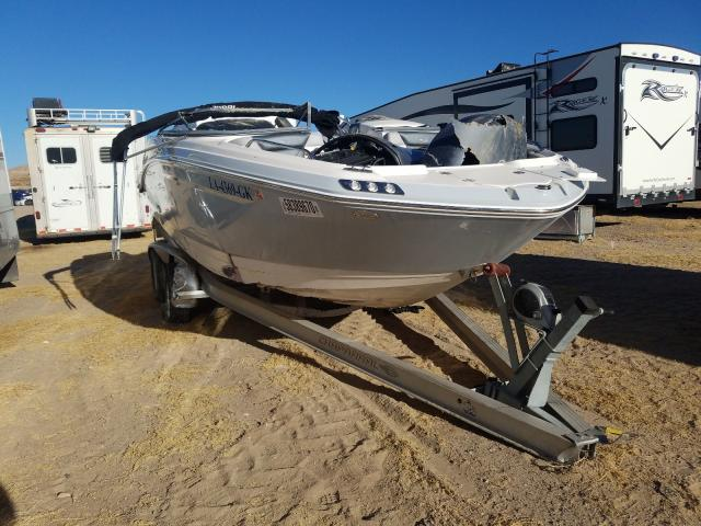 Chapparal salvage cars for sale: 2019 Chapparal Marine Trailer