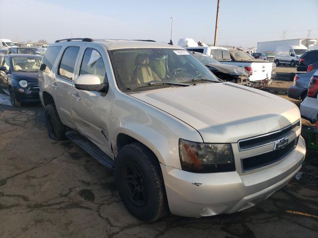 Vehiculos salvage en venta de Copart Woodhaven, MI: 2007 Chevrolet Tahoe