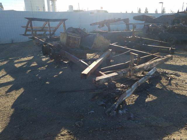 Freedom salvage cars for sale: 1978 Freedom Cargo Trailer