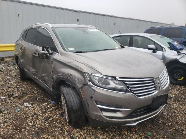 Lincoln salvage cars for sale: 2017 Lincoln MKC Select